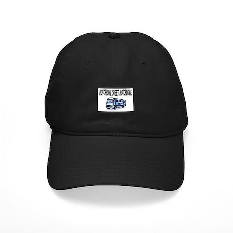 Motorhome Sweet Motorhome Black Cap