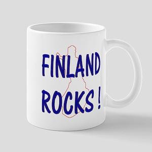Finland Rocks ! Mug