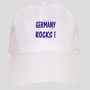 Germany Rocks ! Cap