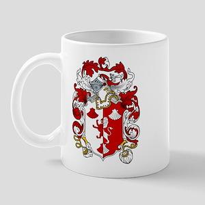 Robarts Family Crest Mug