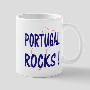 Portugal Rocks ! Mug