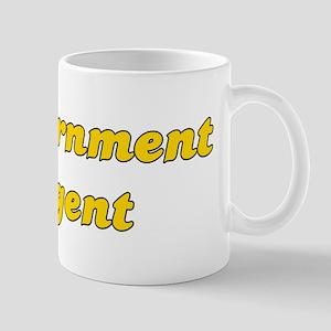 Retro Government .. (Gold) Mug