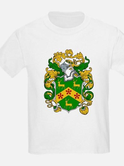 Robinson Family Crest Kids T-Shirt