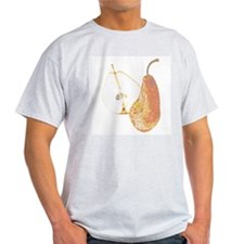 Two Pears Ash Grey T-Shirt