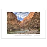 Grand Canyon/Colorado River Large Poster