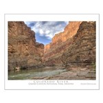 Grand Canyon/Colorado River Small Poster