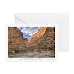 Grand Canyon/Colorado River Greeting Cards (10 Pk)