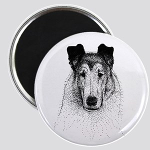 Smooth Collie Magnet