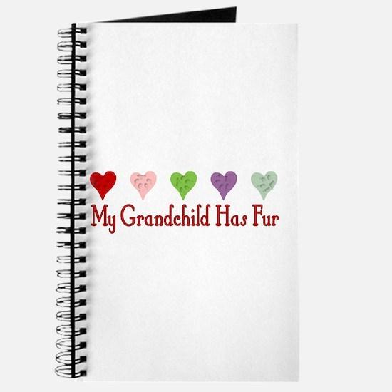 Furry Grandchild Journal