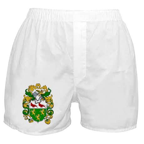 Rooney Family Crest Boxer Shorts