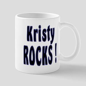 Kristy Rocks ! Mug