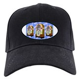 Jukebox Baseball Cap with Patch