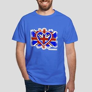 Punky Brit Dark T-Shirt