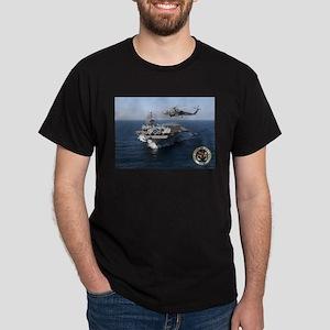 USS John F. Kennedy CV-67 Dark T-Shirt