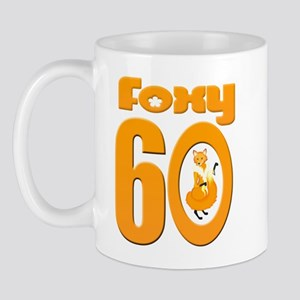 Foxy 60 Mug