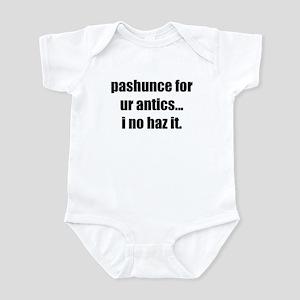 pashunce Infant Bodysuit