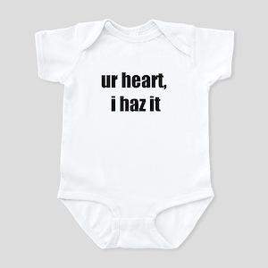 Ur heart Infant Bodysuit
