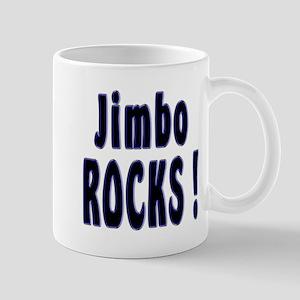 Jimbo Rocks ! Mug