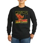 NEW YORK Division - Long Sleeve Dark T-Shirt