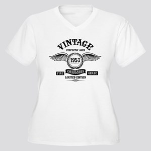 Vintage Perfectly Aged 1953 Plus Size T-Shirt