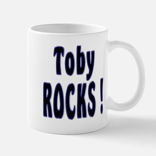 Toby Rocks ! Mug
