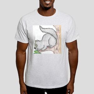 Sugar Squirrel Ash Grey T-Shirt