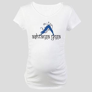 Ashtanga Yoga Maternity T-Shirt