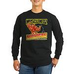 MICHIGAN Division - Long Sleeve Dark T-Shirt
