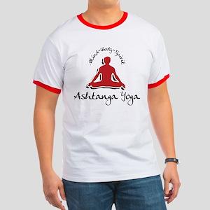 Ashtanga Yoga Ringer T