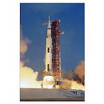Saturn V Poster