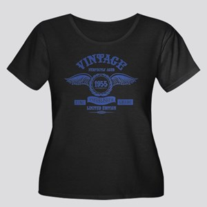 Vintage Perfectly Aged 1955 Plus Size T-Shirt