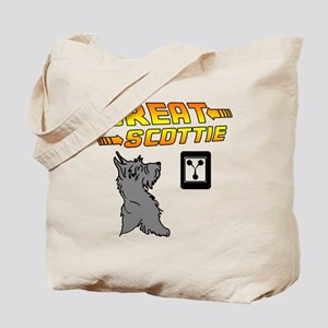 Great Scottie Tote Bag