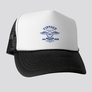 Vintage Perfectly Aged 1955 Trucker Hat