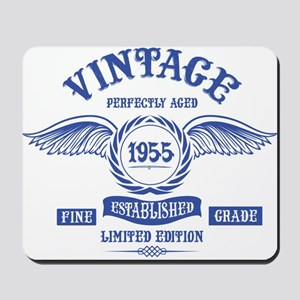 Vintage Perfectly Aged 1955 Mousepad