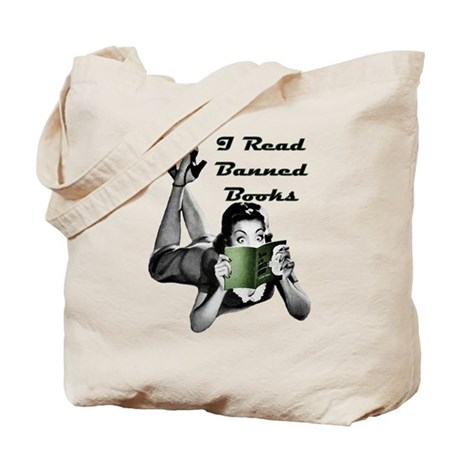 Banned Books Tote Bag