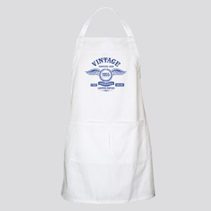 Vintage Perfectly Aged 1955 Light Apron