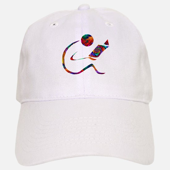 The Reader Baseball Baseball Cap