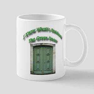 The Green Door Mug