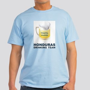 Honduras Drinking Team Light T-Shirt