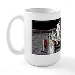 Large Apollo 17 Mug