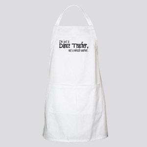Dance Teacher BBQ Apron