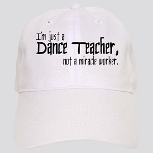 Dance Teacher Cap