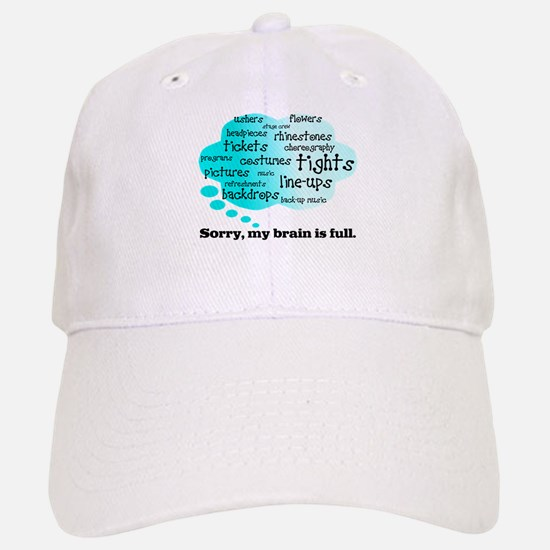 Dance Teacher Recital Baseball Baseball Cap