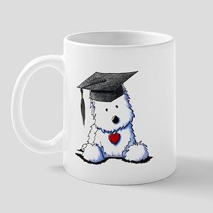 Westie Graduate Mug