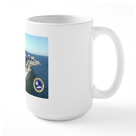 USS Constellation CV-64 Large Mug
