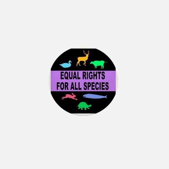 ALL SPECIES Mini Button