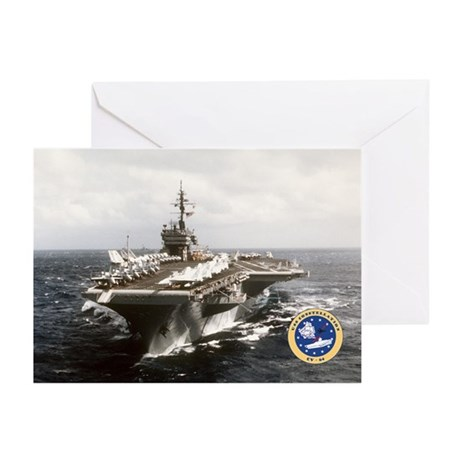 USS Constellation CV-64 Greeting Cards (Pk of 10)