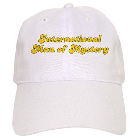Retro Internation.. (Gold) Cap