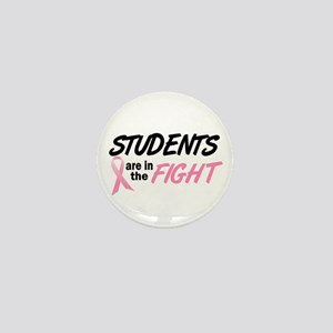 Students In The Fight Mini Button