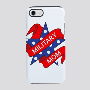 Military Mom iPhone 8/7 Tough Case